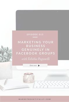 015   How to Market Your Business Genuinely in Facebook Groups. Using Facebook Groups to leverage business success is a pretty cool way to not only connect and build relationships but also find collaboration partners and clients/customers.
