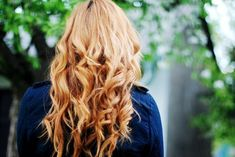 Hair Tutorials : Nice curls / #hair
