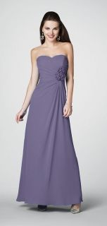Alfred Angelo Style 7180S Bridesmaid Dress in Victorian Lilac