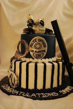 Also Favorite Police Cake