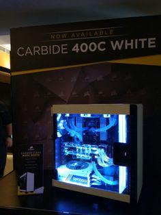 Corsair shows off new case, GPU and more at Computex 2016 - http://vr-zone.com/articles/corsair-shows-off-new-case-gpu-computex-2016/110184.html