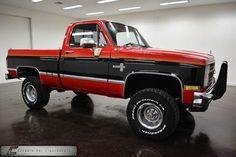 1987 Chevrolet Silverado, 350 TBI V8/700R4 auto/4x4