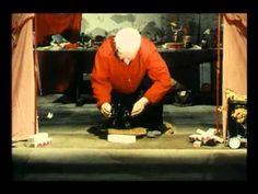 Alexander Calder circus performance