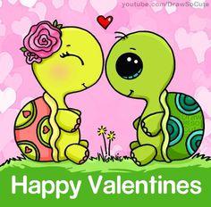 draw drawings valentines kawaii dessin happy tekeningen animals desenhos resultado imagem schattige doodles fofos imagens easy fofas pt boekenleggers schilderijen