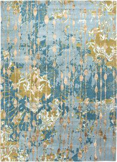 CG08 - Jenny Jones Global: Ruby Room Aqua won the Best Modern Design at Carpet Design Awards, Domotex Hannover 2012.