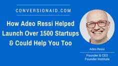 Got Entrepreneurial DNA? Adeo Ressi can tell you if you do. Founder Institute is on a mission to help Quitting Your Job, Training Programs, Startups, Dna, Told You So, Knowledge, Product Launch, Memes, Workout Programs