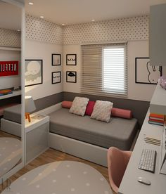 Small Bedroom Furniture Ideas fine Unless you've designed your dream home in accordance with your own unique requirements, there's a possibility you'll have to deal with the challenges . Room Design Bedroom, Small Bedroom Designs, Small Room Design, Room Ideas Bedroom, Home Room Design, Small Room Bedroom, Dorm Design, Kids Bedroom, Teen Bedroom Furniture