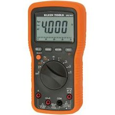 Electricians Multimeter - MM1000 | Klein Tools - For Professionals since 1857