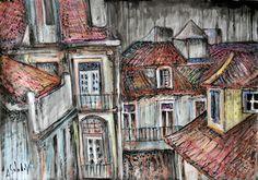 Lisbon Rain