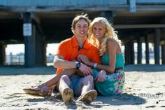 Engagement shoot by Davis Family photography-makeup by Susanne and hair by Mandy