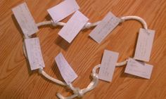 Girl Scout Leader 101: Agent of Change: Session 1 Rope Ceremony and Power
