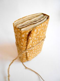Fun Journal Guestbook Diary Notebook Travel book by SashaLandia, $19.90
