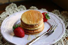 pancake light ricetta