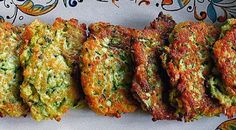 Low Carb Rezepte: Leckere Low-Carb Zucchini-Puffer