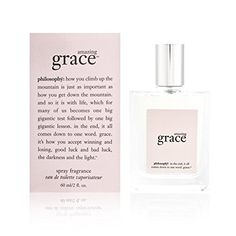 Philosophy Amazing Grace for Women Eau de Toilette Spray 2.0 Ounces  http://www.womenperfume.net/philosophy-amazing-grace-for-women-eau-de-toilette-spray-2-0-ounces/