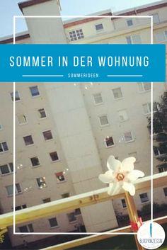6 Ideen was du mit Kindern im Sommer in der Wohnung machen kannst. http://blogprinzessin.de/2014/07/22/sommer-in-der-wohnung/