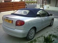LATEST CYPRUS CLASSIFIED ADS - FOR SALE RENAULT MEGANE CABRIO 1.6