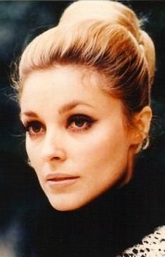 Sharon Tate - dark shadow More