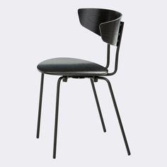Herman Chair - Schwarz