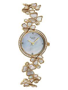 Titan Raga Moonlight Women P2H Metal Watch 95030Ym01J
