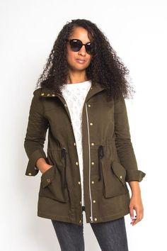 Kelly Anorak // Jacket sewing pattern // Closet Case Patterns in sizes 0 to 20 Coat Pattern Sewing, Coat Patterns, Jacket Pattern, Sewing Patterns, Clothes Patterns, Skirt Patterns, Pattern Drafting, Blouse Patterns, Kaftan Pattern