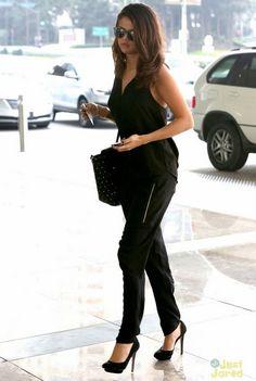 Un look inspiré de Selena Gomez pour le printemps 2014 - Look n° 3