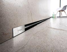 Douchegoot in de wand Viega Advantix Vario Bathroom Drain, Shower Drain, Bathroom Laundry, Modern Shower, Modern Bathroom, Drawing Interior, Floor Drains, Sr1, Dream Bath