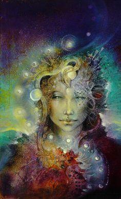 Athena by Susan Seddon Boulet