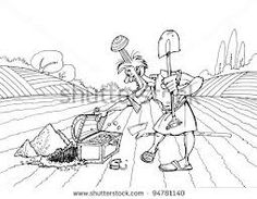 parable of the talents colouring pages - Google Search
