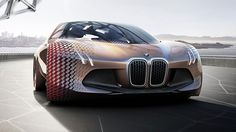 Get a glimpse of what cars will look like in the future! Featuring the BMW concept car Vision Next 100 and both Mercedes EQ Concept and Mercedes-Benz Concept. Bmw Next 100, Bmw S, Car Buyer, Futuristic Cars, Electric Car, Future Car, Future Vision, Koenigsegg, Alfa Romeo