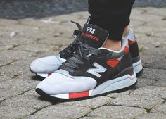 New Balance 998 CPL Age of Exploration (by Marcel Dupont) Buy here: Allike / Overkill