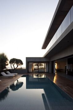 modern home17 Inspiring Modern Home in Israel: Herzelia Pituah House Pitsou kedem arch