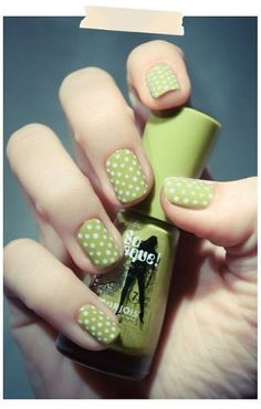 A Lifetime Blog: Cute and easy nail designs :)