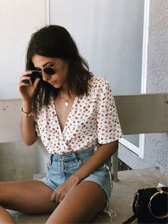 summer style #fashion #oot