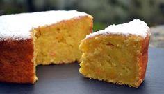 Voici un gâteau que j'avais découvert dans un livre sur les spécialités portugaises. L'association de l'orange et de l'huile d'olive dans un dessert m'a vraiment séduite et j'ai eu envie d'essayer. J'ai ajouté de la mandarine pour apporter une saveur...