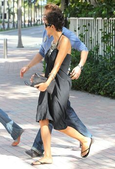 Halle Berry with Olivier Martinez | GossipCenter - Entertainment News Leaders