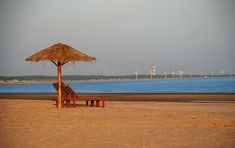 This article provides you all the important words about beach present in Gujarat and also indicates you all the important aspects of a beach and the enjoyment we get through it.
