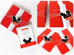 Invitaciones De Cumpleaños Mickey Mouse - Hd Para Bajar Gratis 3 en HD Gratis