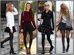 Está aí uma dica de moda que nem sempre usamos, pois não só de calças e tricots…