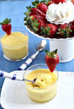 Crema pasticcera al microonde e Zucchero liquido - Luca Montersino