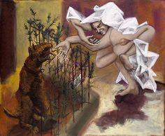 Gérard Garouste fait ses études aux École des Beaux-Arts de Paris de 1965 à 1972, dans l'atelier de Gustave Singier. Il découvre alors Duc...
