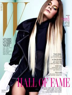 Constance Jablonski covers the December 2012 issue of W Korea photographed by Catherine Servel with makeup by Lisa Houghton. Constance Jablonski covers the December 2012 issue of W Korea photographed by Catherine Servel with makeup by Lisa Houghton. V Magazine, Model Magazine, Fashion Magazine Cover, Fashion Cover, Love Fashion, Fashion Models, High Fashion, Fashion Beauty, Magazine Covers