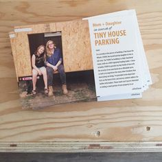Building a tiny house can definitely be challenging but from what I've gathered and experienced finding a place to park it is a whole other story. I made these postcards at the recommendation of @tinyhousebasics to get the word out and I plan on scouting ideal locations and leaving a card on the doorstep of houses that seem like they may have room on their property for us. I'm not sure about any of you other tiny housers but I've always been more comfortable following rules. I'm really…