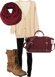 """""""Maroon"""" by valentinelove17 on Polyvore"""
