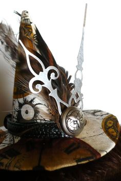 steampunk fashion - Steampunk Halloween?! - (A steampunk witch would be a cool costume!)