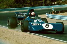 1971 GP USA (Jackie Stewart) Tyrrell 003 - Ford