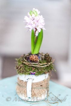 Blomsterverkstad: Enkelt och vackert!
