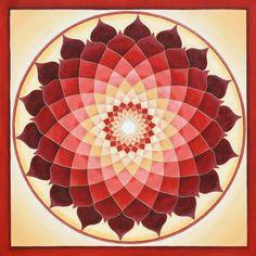 Flower of Life Mandala, Charlotte Backman Mandala Art, Mandala Design, Mandala Painting, Flower Of Life Tattoo, Circle Of Life, Rangoli Designs, Blossom Flower, Art Pages, Life Tattoos