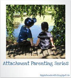 Attachment Parenting.