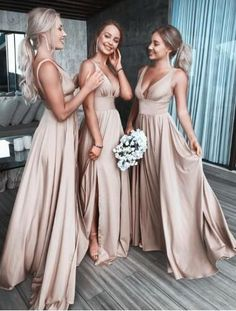 Sexy Bridesmaid Dress Convertible A-line Floor-Length Chiffon Prom Dresses Hot F. - Sexy Bridesmaid Dress Convertible A-line Floor-Length Chiffon Prom Dresses Hot Formal Dress Dresses Source by - Champagne Bridesmaid Dresses, Bridesmaid Dresses Online, Plus Size Prom Dresses, Wedding Bridesmaids, Champagne Dress, Neutral Bridesmaid Dresses, Burgundy Bridesmaid, 3 Bridesmaids Pictures, Destination Bridesmaid Dresses